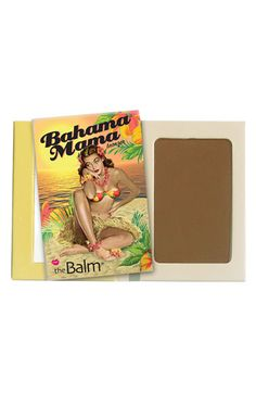 Matte. Looking like it would be a nice tan with no red