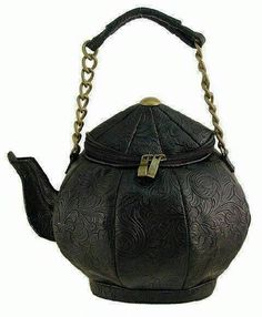 Cute Teapot Bag