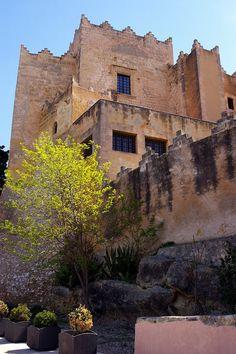 Castillo de Altafulla, Altafulla, Tarragona, Cataluña,