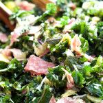 Massaged Kale Antipasto Salad