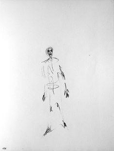 Alberto Giacometti (Swiss, 1901-1966): Paris Sans Fin / Paris Forever