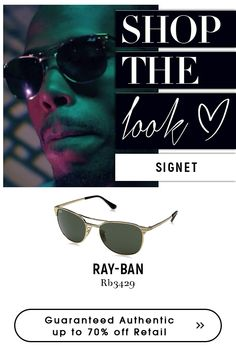 Sunglasses Have a perfect look with Ray-Ban SIGNET Sunglasses - GOLD Choose from Ray-Ban collections for variety of authentic Sunglasses Ray Ban Men, Gold Sunglasses, Get The Look, Eyeglasses, Ray Bans, Amazing, Eyewear, Glasses, Eye Glasses