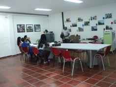 Archivo Fotográfico, Central Didáctica El Poblado