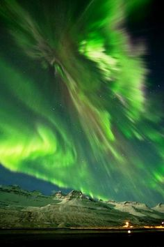 solar storm in iceland