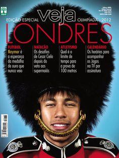 Veja Edição Especial Londres 2012