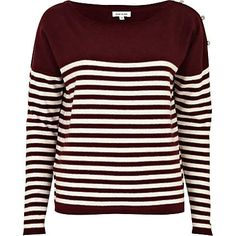Layer up your knitwear collection and stay snug throughout From soft chenille jumpers and chunky cable knit cardigans to fashion-forward knitted tops. Fall Must Haves, Cardigans For Women, River Island, Knitwear, Autumn Fashion, Fall Styles, Jumpers, Sweaters, Red