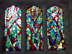 Stained Glass Windows at Deane Church|Stained Glass Protection|Polycarbonate and Wire Gaurds