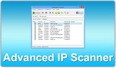 Advanced IP Scanner free download with direct download link. Advanced IP Scanner is the Fastest and easy to use free IP Scanner for Windows