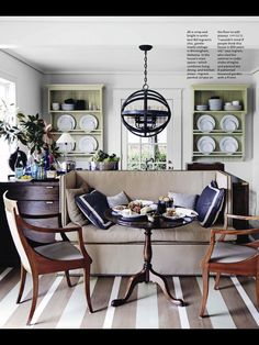 Birmingham architect Bill Ingram's cottage featured in House Beautiful Magazine