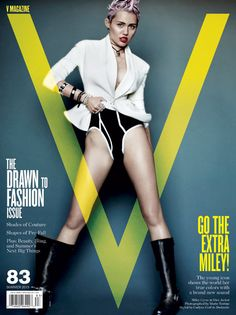 Miley Cyrus Covers V