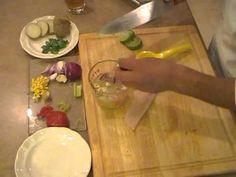 ▶ Leche de Tigre (Cocina Peruana) - YouTube