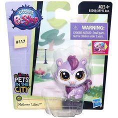 Littlest Pet Shop Pets in the City Mellowy Lilacs, Multicolor Lps Playsets, Lps Toys, Little Pet Shop, Bobble Head, Baby Toys, Card Games, Action Figures, Lilacs, Cute Animals