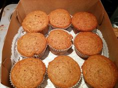 Pumpkin Muffins on a cold Fall day