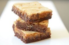 Reese's peanutbutter cup brownies