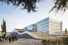 Marignane Development Center Airbus Helicopters / Michel Rémon & Associés