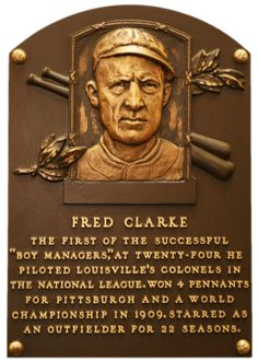 Plaque Gallery | Baseball Hall of Fame