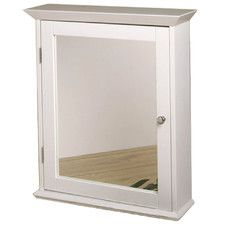 "22"" x 25"" Surface Mount Medicine Cabinet"