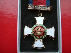 British Medals The WW2 Distinguished Service Order DSO.