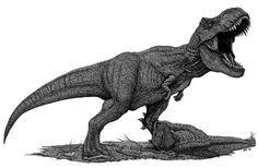Jurassic World Fallen Kindgdom Tyrannosaurus vs Carnotaurus image 0 Jurassic Park Raptor, Jurassic Park Poster, Dinosaur Drawing, Dinosaur Art, Dinosaur Crafts, Jurassic World Dinosaurs, Jurassic Park World, T Rex Tattoo, Dinosaur Images