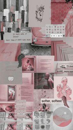 Tumblr Wallpaper, Pink Wallpaper, Cartoon Wallpaper, Cool Wallpaper, Wallpaper Quotes, Wallpaper Backgrounds, Aesthetic Pastel Wallpaper, Aesthetic Backgrounds, Aesthetic Wallpapers