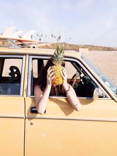 Image via We Heart It https://weheartit.com/entry/149328002 #beach #hipster #pineapple #tumblr