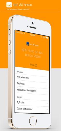 https://www.behance.net/gallery/11626969/Redesign-App-Banco-Itau-for-iOS7