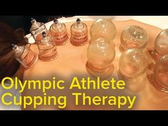 Massage Cupping Techniques for the Back, Pain Relief, Relaxation, How to Use Massage Cups - YouTube