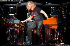 Photo © 2013 David Bergman / www.BonJovi.com/prints -- Bon Jovi performs at the Air Canada Centre in Toronto, ON on November 1, 2013.