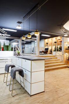 FischerOffice by Papier Fischer #officedesign #officefurniture #officeinterior #designermöbel #möbeldesign #büromöbel #bürostuhl #homeoffice #fischeroffice #interiordesign #interior #akustik #moos #mooswand #karlsruhe #offenburg #conference #konferenz #newwork