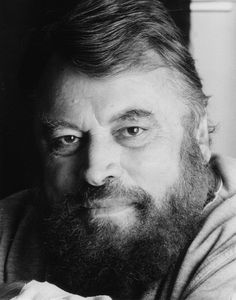 """Brian Blessed (He came into a shop I was working in. At the time, he was still playing """"Old Deuteronomy"""" in the London cast of """"Cats"""")"""