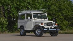 1981 Toyota BJ-40 Land Cruiser Unrestored presented as lot S78.1 at Austin, TX 2015 - image12