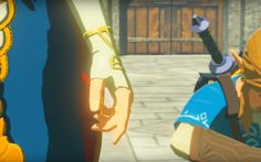 'Legend Of Zelda: Breath Of The Wild' Trailer From The Game Awards 2016 May Have Teased Zelda : CULTURE : Tech Times