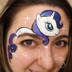 My little pony-Cartoon by Amanda's Elaborate Eyes