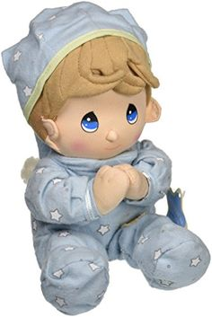 Precious Moments Prayer Pal - Boy in Pajamas Luv n'Care http://www.amazon.com/dp/B002S5JLWS/ref=cm_sw_r_pi_dp_zzZ9vb1CF76DM