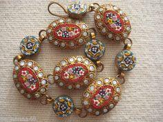 micromosaic bracelet