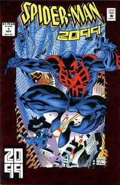 Spider-Man 2099 #1 (Nov. 1992)