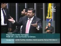 Carlos Sampaio trucida o PT após prisão de Vaccari
