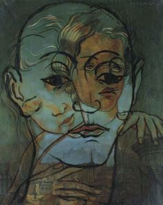 Sycomore, Oil by Francis Picabia (1879-1953, France)