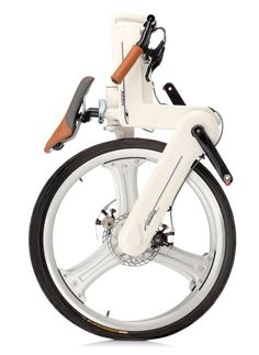 IF Mode Folding Bike by Mark Sanders for Pacific Cycles