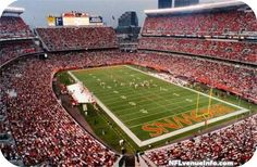 NFL Football Stadium | NFL STADIUM INFORMATION
