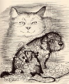 Design is fine. History is mine. — Harry Cat's Pet Puppy by George Selden,...