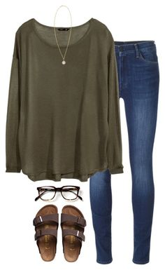 H&M, birkenstock and irene neuwirth casual party outfits, cute outfits for Mode Outfits, Casual Outfits, Summer Outfits, Fashion Outfits, Party Outfits, Fashion 2017, Preppy School Outfits, Dress Fashion, Simple Outfits For School