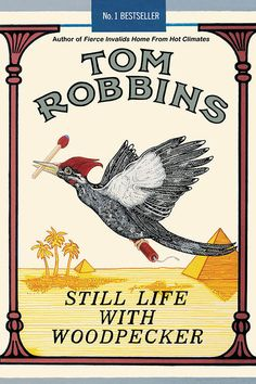 If you loved Twin Peaks, you should read Tom Robbins' Still Life With Woodpecker. | 24 Books You Should Read, Based On Your Favorite TV Shows