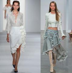Модные юбки 2017 – фото и модные тенденции