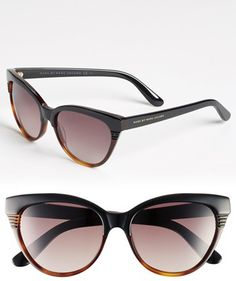 81165df3b8 Shop Women s Marc By Marc Jacobs Sunglasses on Lyst. Track over 1807 Marc  By Marc Jacobs Sunglasses for stock and sale updates.