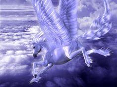 Image detail for -Pegasus Unicorn - Fantasy Animals Wallpaper - Fanpop . Pegasus, Unicorn Fantasy, Unicorn Art, Magical Creatures, Fantasy Creatures, Fantasy World, Fantasy Art, Unicorn Pictures, Unicorn Images
