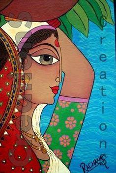 CreationS - The Essene of Arts: Panihari : The water woman of India