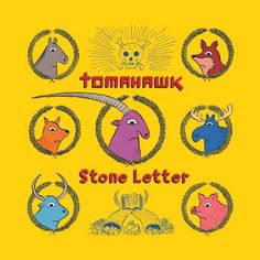Tomahawk Stone Letter 7 inch – Knick Knack Records