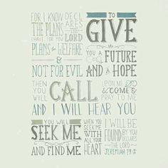 Jeremiah 29: