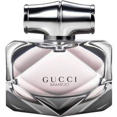 Women's Gucci Bamboo Eau De Parfum Spray (2.405 CZK) ❤ liked on Polyvore featuring beauty products, fragrance, perfume, beauty, gucci, makeup, no color, gucci fragrance, blossom perfume and edp perfume